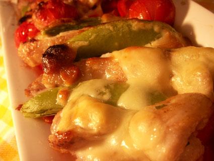 20080424 チキンと春野菜のオーブン焼き3.jpg