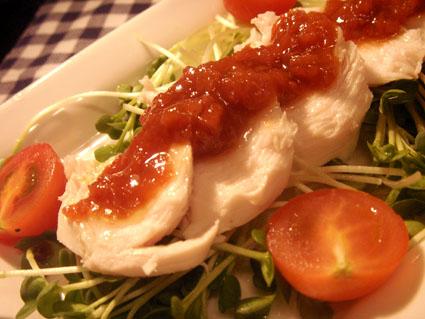 20081101 鶏ささみの梅ソース2.jpg