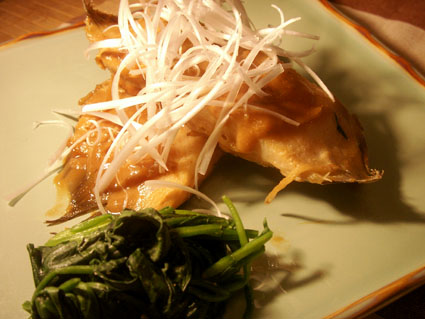 20081123 カレイの味噌煮.jpg