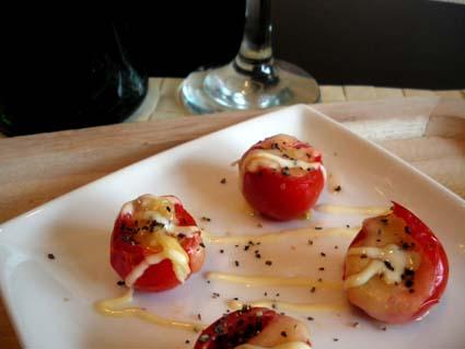 20090517 プチトマトのオリーブ&チーズオーブン焼き2.jpg