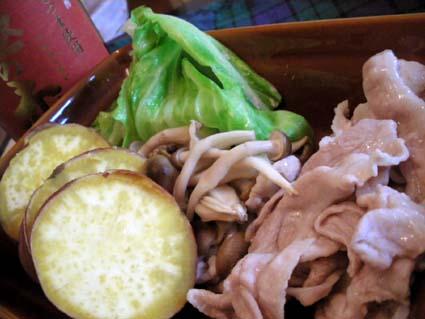 20110625 蒸し野菜 ごまだれ風2.jpg
