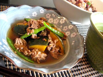 20130609 そぼろかぼちゃ煮.jpg
