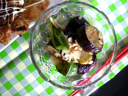 20130908 茄子とピーマンの三杯酢和え3.jpg