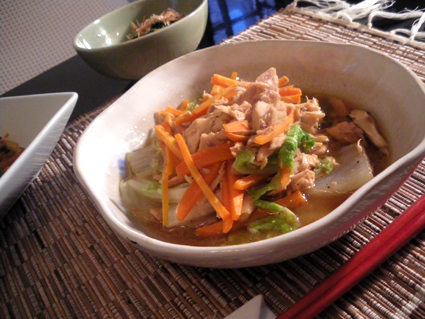20131013 シーチキンと白菜のほっこり煮.jpg