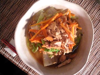 20131013 シーチキンと白菜のほっこり煮2.jpg