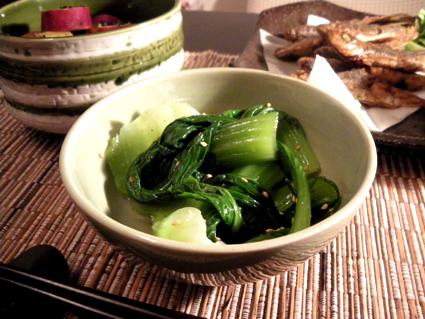 20131020 チンゲン菜のナムル3.jpg