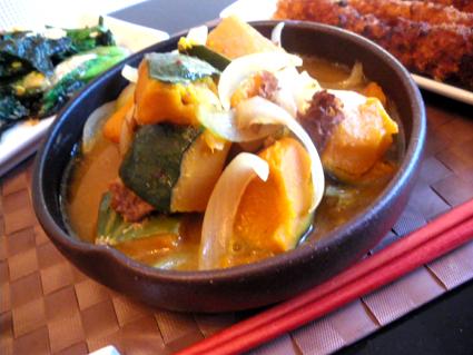 20131222 牛丼かぼちゃ煮.jpg