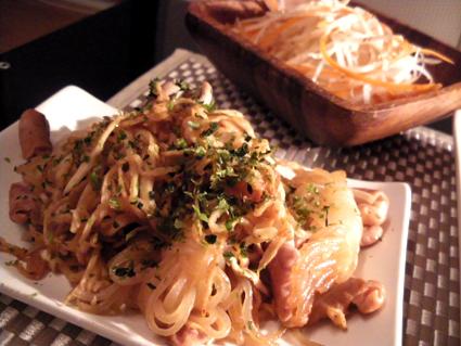 20140103 切干大根と鶏肉のバター炒め2.jpg