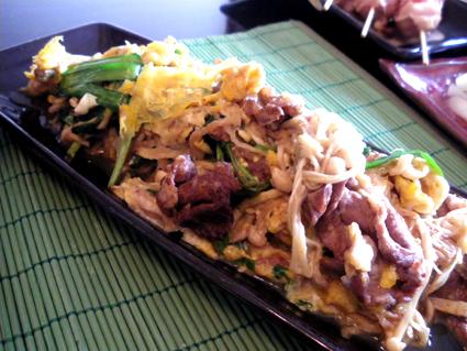 20140105 牛肉とえのきのたまとじ炒め2.jpg